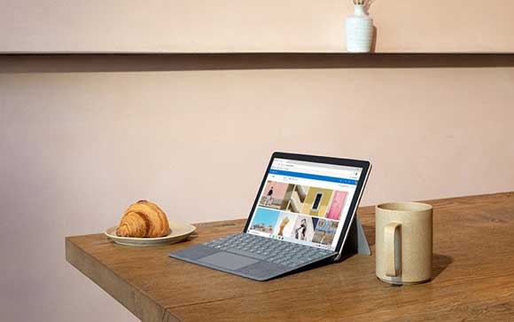 Create your best work with the Microsoft Surface Go 2
