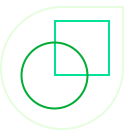 Veeam circle and square icon