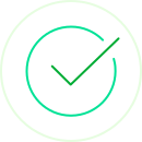 Veeam tick icon